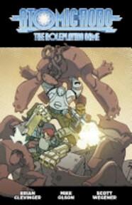 Atomic Robo Roleplaying Game - Scott Wegener, Brian Clevinger, Mike Olson (ISBN 9781613170564)