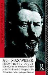 From Max Weber - Max Weber, Bryan S. Turner (ISBN 9780415060561)