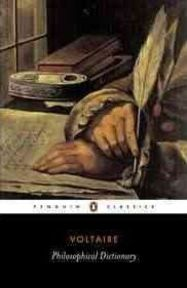 Philosophical dictionary - Voltaire (ISBN 9780140442571)