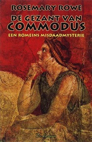 Libertus / 3 De gezant van Commodus - Rosemary Rowe (ISBN 9789086060054)
