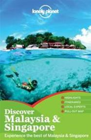 Discover Malaysia & Singapore (ISBN 9781743215845)