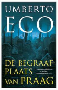 De begraafplaats van Praag - Umberto Eco (ISBN 9789044620405)