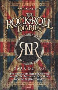 The rock n' roll diaries - spelen in een band - James Scallion (ISBN 9789022330593)