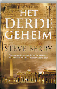 Het derde geheim - S. Berry (ISBN 9789026122385)