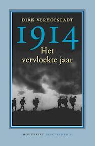 1914 - Dirk Verhofstadt (ISBN 9789089242761)