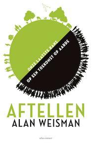 Aftellen - Alan Weisman (ISBN 9789045018416)