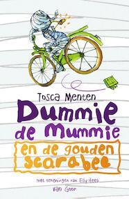 Dummie de mummie en de gouden scarabee - Tosca Menten (ISBN 9789047508809)