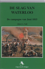 De slag van Waterloo - Albert Nofi (ISBN 9789058680259)