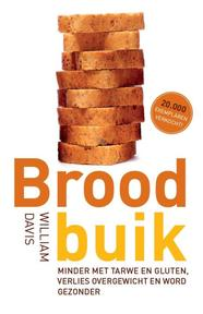 Broodbuik - William Davis (ISBN 9789021556338)