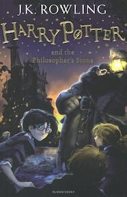 Harry Potter and the Philosopher's Stone - J K Rowling (ISBN 9781408855652)