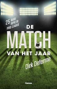 De Match van het jaar - Dirk Deferme (ISBN 9789022331606)