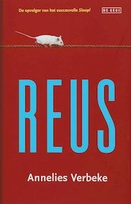 Reus - Annelies Verbeke (ISBN 9789044506549)