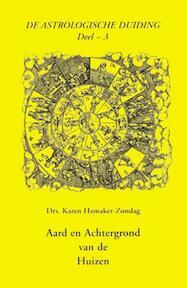 Aard en achtergrond van de huizen - K.M. Hamaker-Zondag (ISBN 9789063780746)