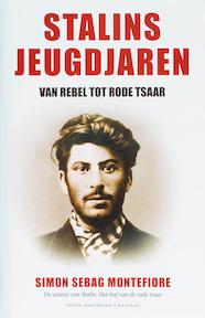 Stalins jeugdjaren - S.S. Montefiore (ISBN 9789022321737)