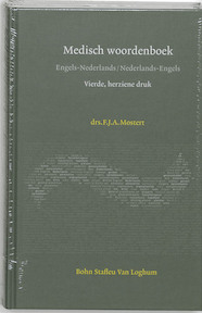 Medisch woordenboek / Engels-Nederlands / Nederlands-Engels - F.J.A. Mostert (ISBN 9789031327744)