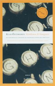 Gentlemen en Gangsters set 2 ex - Klas Ostergren (ISBN 9789023425755)