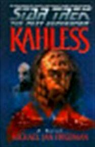 Kahless - Michael Jan Friedman (ISBN 9780671547790)