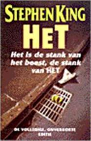 Het - Stephen King (ISBN 9789024514724)