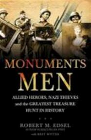Monuments Men - Robert M. Edsel (ISBN 9781848091030)