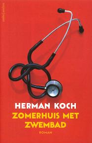 Zomerhuis met zwembad - Herman Koch (ISBN 9789026332159)