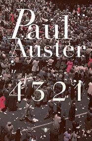 4321 - Paul Auster (ISBN 9789023454878)