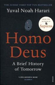 Homo Deus - Yuval Noah Harari (ISBN 9781784703936)