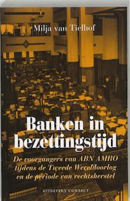 Banken in bezettingstijd - M. van Tielhof (ISBN 9789025411060)