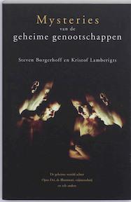 Mysteries van de geheime genootschappen - Steven Borgerhoff, Kristof Lamberigts (ISBN 9789059562424)