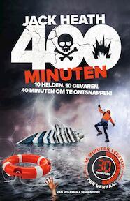 400 Minuten - Jack Heath (ISBN 9789000357826)