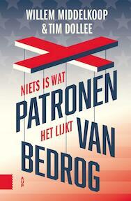Patronen van bedrog - Willem Middelkoop, Tim Dollee (ISBN 9789462987678)