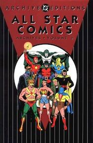 All Star Comics: archives - volume 2 (ISBN 0930289129)