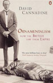 Ornamentalism - David Cannadine (ISBN 9780140297614)