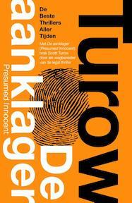 De aanklager - Scott Turow (ISBN 9789024559121)