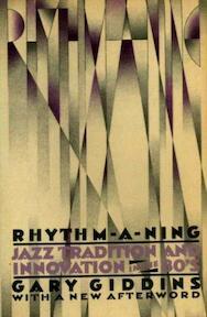 Rhythm-a-ning - Gary Giddins (ISBN 9780195042146)