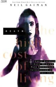 Death, the High Cost of Living - Neil Gaiman, Chris Bachalo, Mark Buckingham, Dave McKean (ISBN 9781563891335)