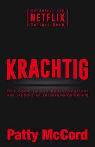 Krachtig - Patty McCord (ISBN 9789400510081)