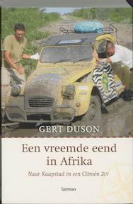 Een vreemde eend in Afrika - Gert Duson (ISBN 9789020954166)
