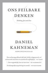Ons feilbare denken MP - Daniel Kahneman (ISBN 9789047006473)