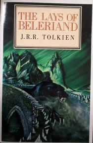 The lays of Beleriand - John Ronald Reuel Tolkien, Christopher Tolkien (ISBN 9780044400189)