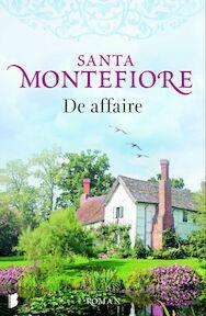 De affaire - Santa Montefiore, Tota (ISBN 9789022553206)