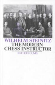 The Modern Chess Instructor - Wilhelm Steinitz (ISBN 9783283001117)