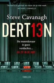 Dertien - Steve Cavanagh (ISBN 9789024583669)