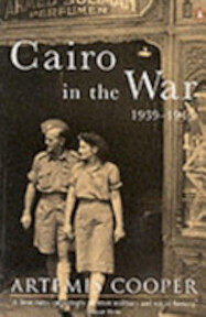 Cairo in the War 1939-1945 - Artemis Cooper (ISBN 9780140247817)