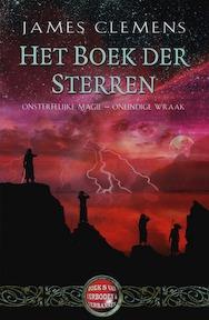 Het boek der sterren - James Clemens (ISBN 9789024554546)