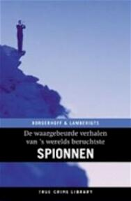 Spionnen - S. Borgerhoff, K. Lamberigts (ISBN 9789077941041)