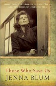 Those who save us - Blum J (ISBN 9781841957012)