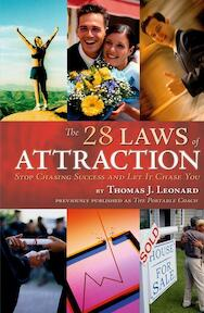 The 28 Laws of Attraction - Thomas J. Leonard (ISBN 9781416571032)