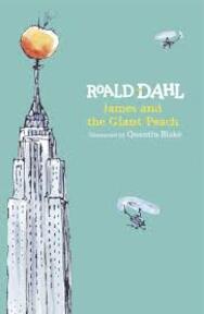 James and the Giant Peach - Roald Dahl (ISBN 9780141361598)