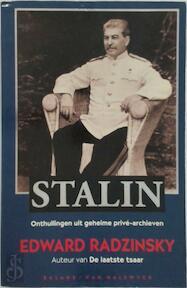 Stalin - Edward Radzinsky (ISBN 9789050183161)