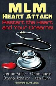 MLM Heart Attack - Jordan Adler (ISBN 9781939268402)